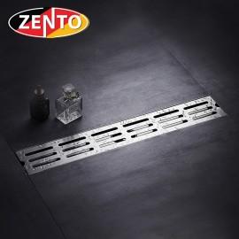 Thoát sàn inox304 Zento ZT551-60 (100x600mm)
